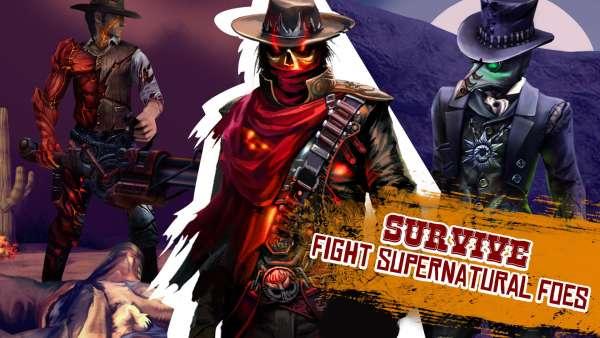 دانلود Six-Guns: Gang Showdown 2.9.6a بازی اکشن شش اسلحه اندروید + مود + دیتا