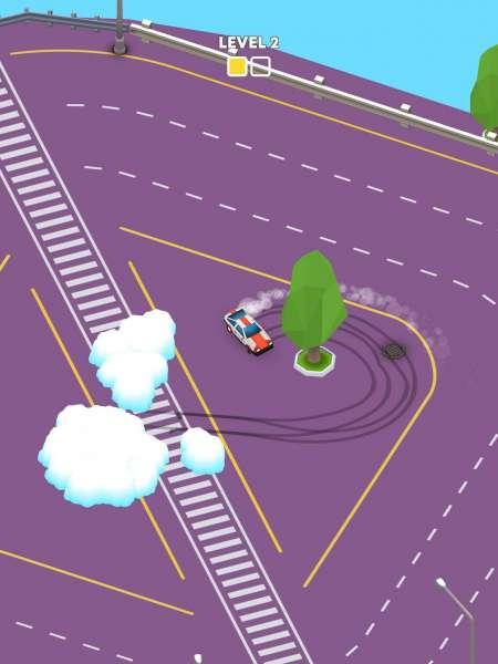 دانلود Snow Drift 1.0.12 بازی رانندگی در برف اندروید + مود
