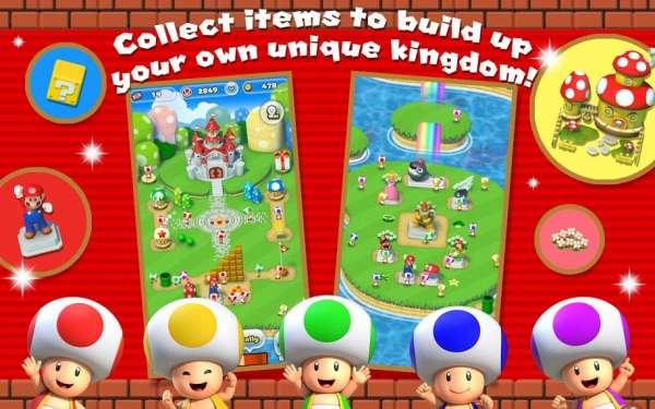 دانلود Super Mario Run 3.0.23 بازی سوپر ماریو اندروید