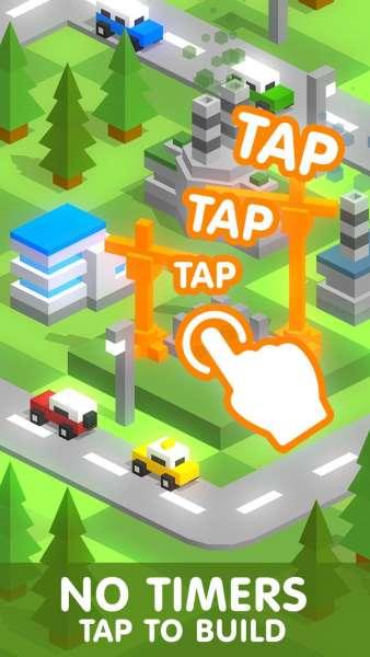 دانلود Tap Tap Builder 5.0.4 بازی شهرسازی فانتزی اندروید +مود
