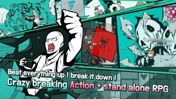 دانلود Wall breaker 2 24.00.06 یازی اکشن دیوار شکن 2 اندروید + مود