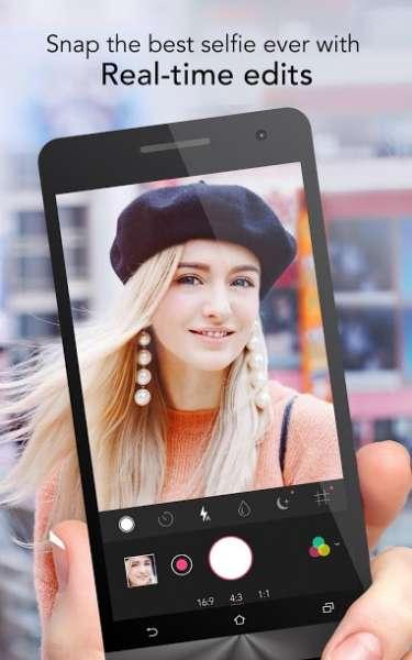دانلود YouCam Perfect – Photo Editor & Selfie Camera App Full 5.66.2 دوربین پیشرفته با قابلیت ویرایش تصاویر اندروید