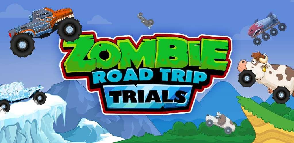 دانلود Zombie Road Trip 3.26 بازی سفری در جاده زامبی اندروید + مود