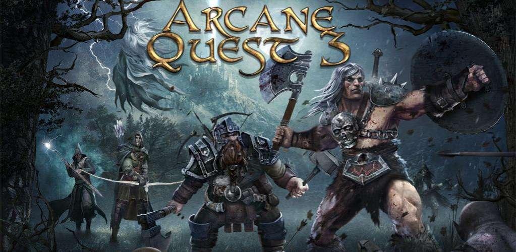 دانلود Arcane Quest 3 1.6.0 بازی اندروید تلاش محرمانه