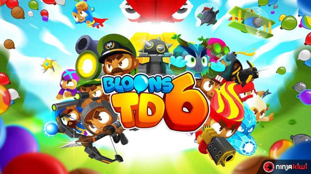 دانلود Bloons TD 6 11.2 بازی بلونز 6 اندروید + مود + دیتا