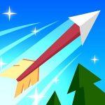 دانلود Flying Arrow 4.7.1 بازی پرواز تیر اندروید + مود