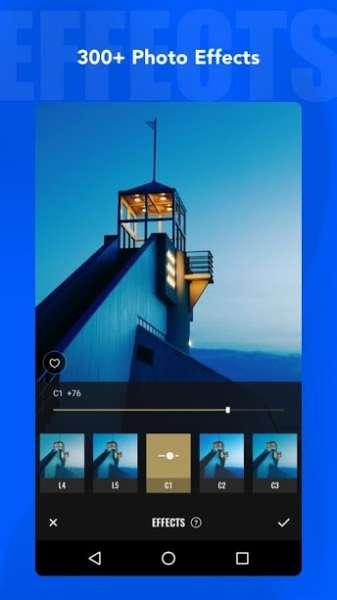 دانلود Fotor Photo Editor 7.1.6.206 برنامه ویرایش تصویر فوتور اندروید