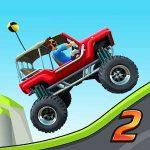 دانلود MMX Hill Dash 2 11.06.12320 بازی مسابقه ای تپه نوردی با ماشین 2 اندروید + مود