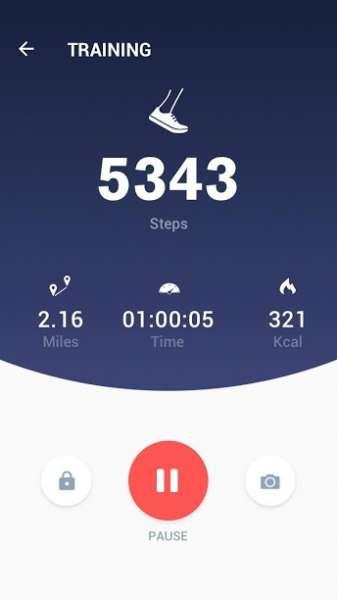 دانلود Pedometer – Step Counter & Calorie Burner 2.1.9 برنامه گام شمار حرفه ای اندروید