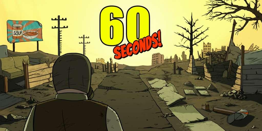 دانلود A 60 Seconds! Atomic Adventure 1.27.5 بازی ماجراجویی اتمی در 60 ثانیه اندروید