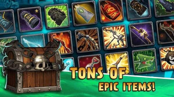 دانلود Skull Towers – Castle Defense 1.2.15 بازی دفاع از قلعه برج های جمجمه اندروید + مود