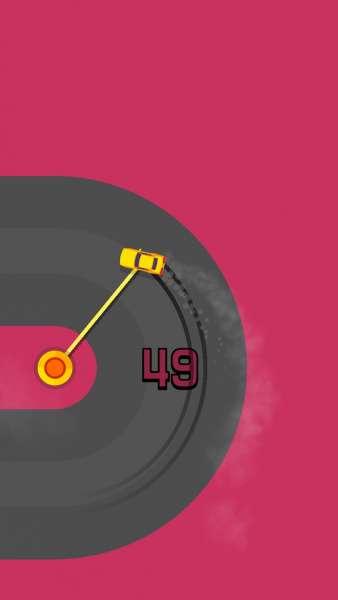 دانلود Sling Drift 2.30 بازی آرکید ماشین بند پر پیچ اندروید + مود