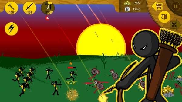 دانلود Stick War Legacy 2021.1.4 بازی جنگ استیک میراث اندروید + مود