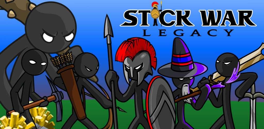 دانلود Stick War Legacy 1.11.88 بازی جنگ استیک میراث اندروید + مود