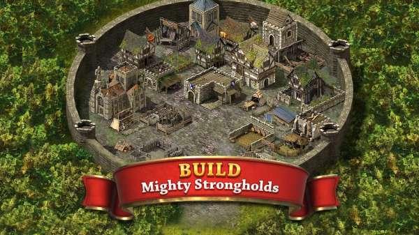 دانلود Stronghold Kingdoms: Feudal Warfare 30.139.1776 بازی اندروید جنگ های صلیبی + دیتا