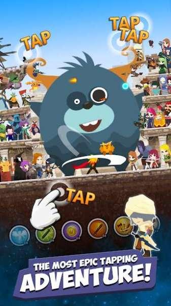 دانلود 2 Tap Titans 3.15.3 بازی ضربه تایتان ها مخصوص اندروید