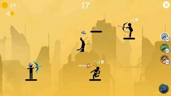 دانلود The Archers 2 1.6.5.0.3 بازی محبوب کمانداران 2 اندروید + مود