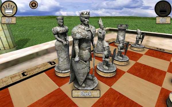 دانلود Warrior Chess 1.28.24 بازی متفاوت و فوق العاده شطرنج اندروید