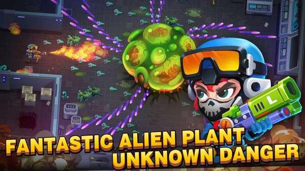 دانلود Aliens Agent: Star Battlelands 1.0.5 بازی اکشن مامور بیگانه ها اندروید + مود