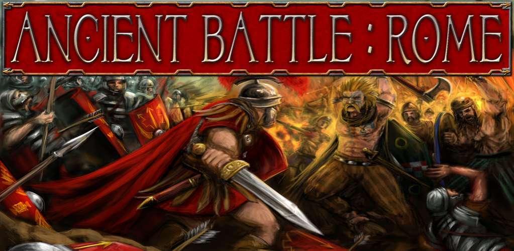 دانلود Ancient Battle Rome 2.0.0  بازی اندروید استراتژیکی نبرد روم باستان + مود + دیتا