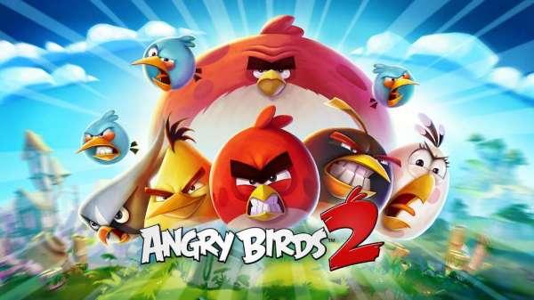 دانلود Angry Birds 2 2.54.0 بازی اندروید پرندگان خشمگین 2 + مود