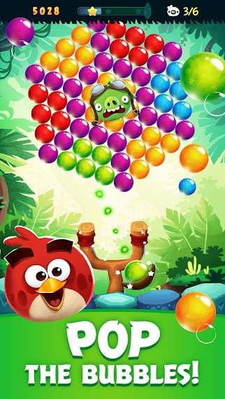 دانلود Angry Birds Stella POP 3.88.1 بازی اندروید پرندگان خشمگین + مود