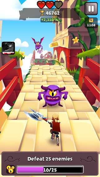 دانلود Blades of Brim 2.14.2 بازی دویدنی تیغه ی بریم اندروید + مود