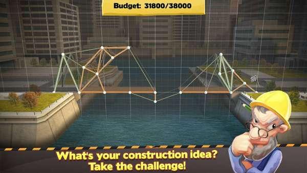 دانلود Bridge Constructor 8.2 بازی پل سازی اندروید + مود