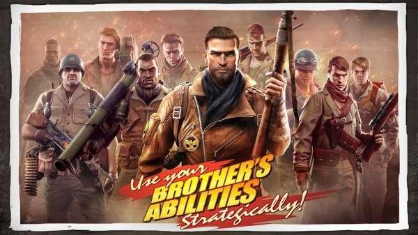 دانلود Brothers in Arms 3 1.5.3a بازی برادران ارتشی 3 اندروید + دیتا