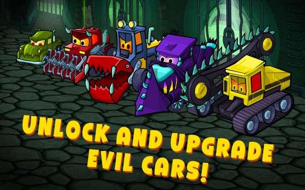 دانلود Car Eats Car 3 – Racing Game 2.4.368 بازی مسابقه ماشین های آماده 3 اندروید + مود
