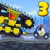 دانلود Car Eats Car 3 – Racing Game 2.8.0 بازی مسابقه ماشین های آماده 3 اندروید + مود