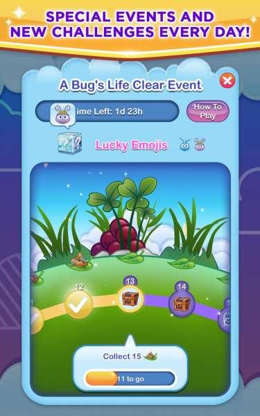 دانلود Disney Emoji Blitz 34.2.2 بازی پازلی ایموجی دیزنی اندروید + مود