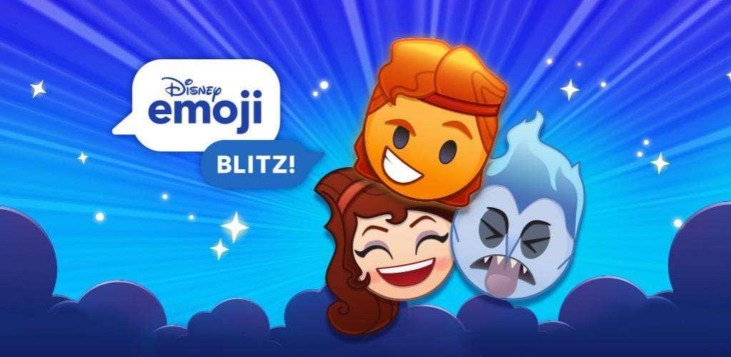 دانلود Disney Emoji Blitz 29.1.0 بازی پازلی ایموجی دیزنی اندروید + مود