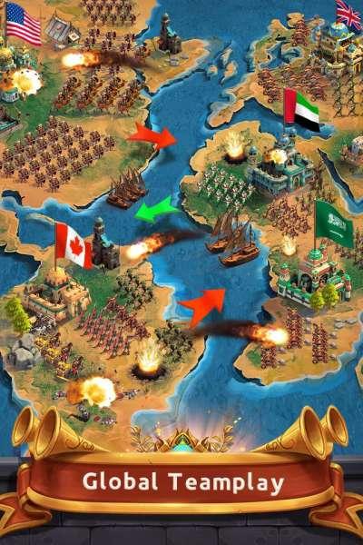 دانلود Doom Dunes 1.16.0 بازی استراتژیک سرنوشت نبردها اندروید + دیتا