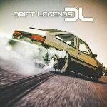 دانلود Drift Legends 1.9.2 بازی اندروید افسانه های دریفت + مود + دیتا