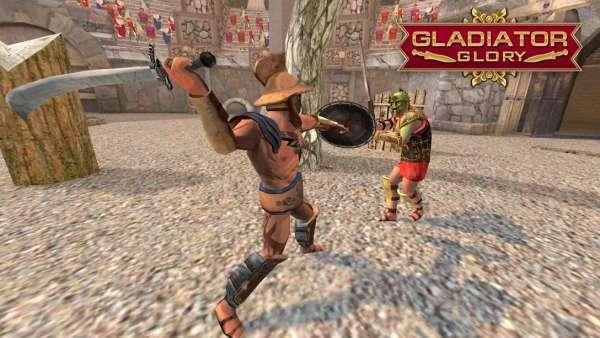 دانلود Gladiator Glory 5.10.0 بازی شکوه گلادیاتورهای اندروید + مود