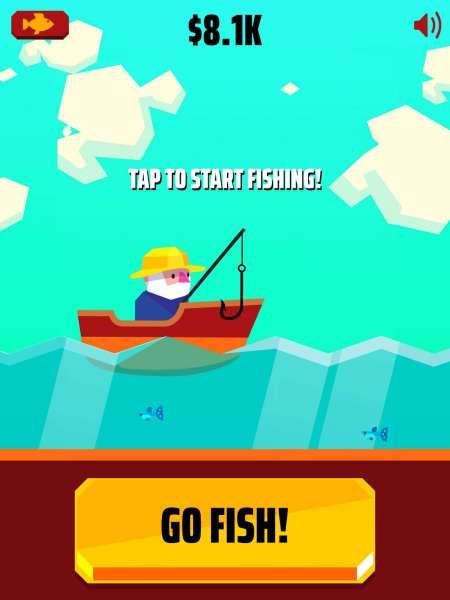 دانلود Go Fish 1.3.0 بازی سرگرم کننده ماهی گیری اندروید + مود