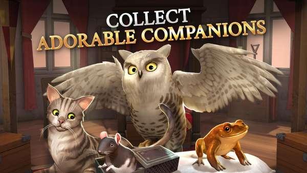 دانلود Harry Potter: Hogwarts Mystery 2.8.0 بازی زیبای هری پاتر و قلعه هاگوارتز اندروید + مود