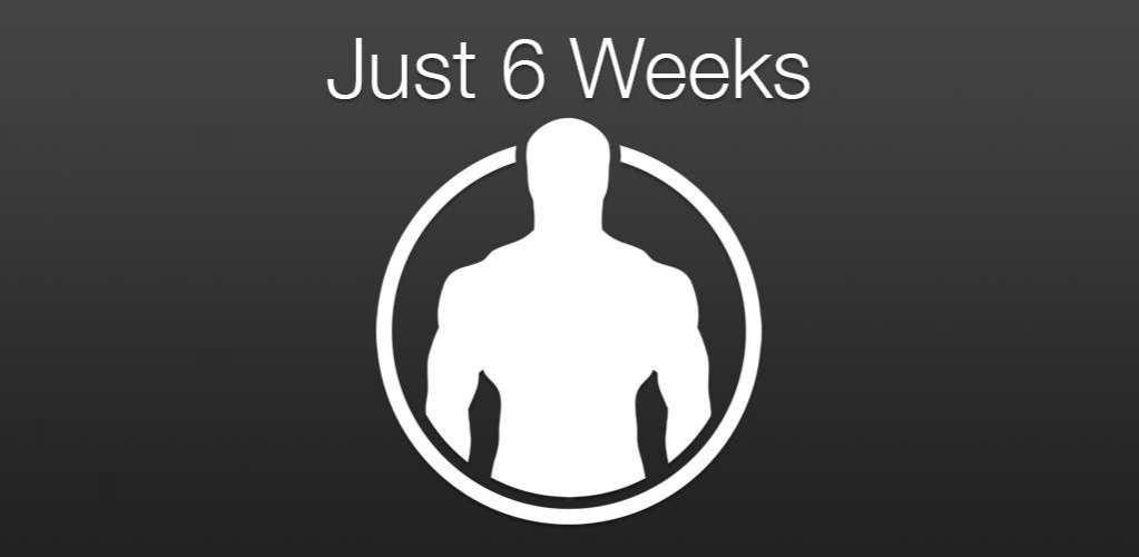 دانلود Just 6 Weeks 3.0.5 برنامه اندروید تناسب اندام در 6 هفته