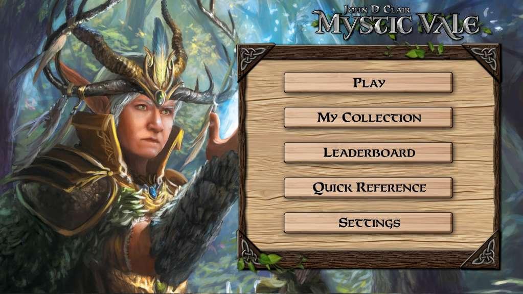 دانلود Mystic Vale 2.2.1 بازی کارتی زیبای دره عجیب اندروید + دیتا