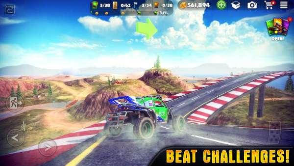 دانلود Off The Road – OTR Open World Driving 1.6.2 بازی اندروید رانندگی آفرود + مود + دیتا