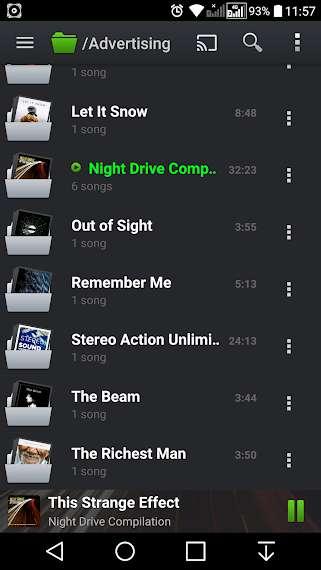 دانلود PlayerPro Music Player 5.17 ویدئو و موزیک پلیر عالی اندروید