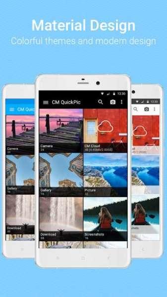 دانلود QuickPic – Photo Gallery with Google Drive Support 8.5.11 اپلیکیشن مشاهده سریع تصاویر اندروید