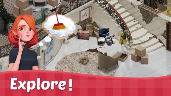 دانلود Sweet House 1.36.2 بازی پازلی خانه شیرین اندروید + مود