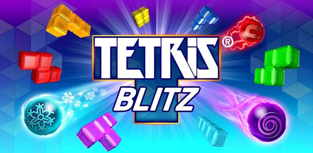 دانلود TETRIS Blitz 5.2.2 بازی نوستالژی خانه سازی مخصوص اندروید + مود