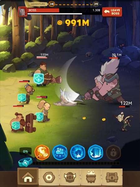 دانلود Almost a Hero – Idle RPG Clicke 4.0.2 بازی نقش آفرینی تقریبا یک قهرمان + مود