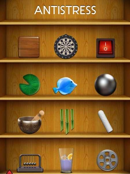 دانلود Antistress – relaxation toys 4.21 بازی اندروید ضد استرس اسباب بازی های آرام بخش + مود