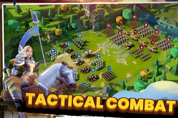 دانلود Brave Conquest 1.4.1 بازی فتح کننده دلاور اندروید + دیتا