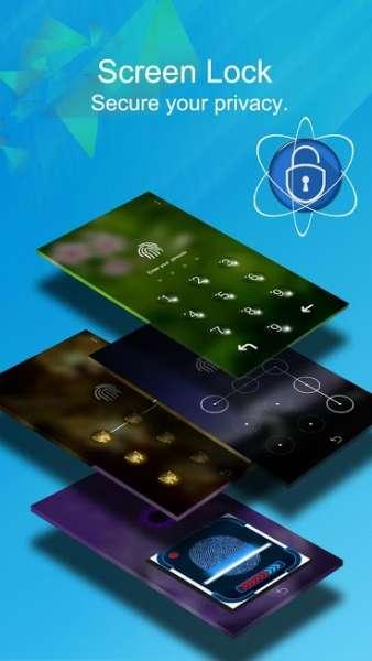 دانلود CM Locker-AppLock, Lock screen 4.9.6 برنامه اندروید قفل صفحه نمایش