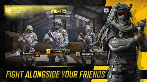 دانلود Call of Duty: Mobile 1.0.9 بازی اندروید ندای وظیفه: موبایل